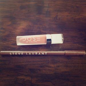 Lip Stick and Lip Liner Bundle